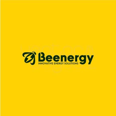 Beenergy logo design template