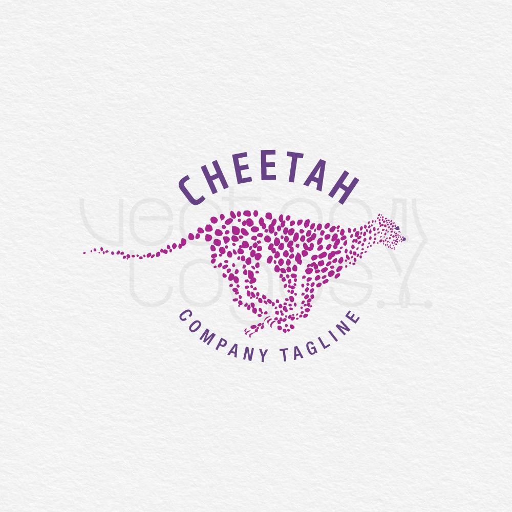 cheetah logo design template ready made logos for sale cheetah logo design template