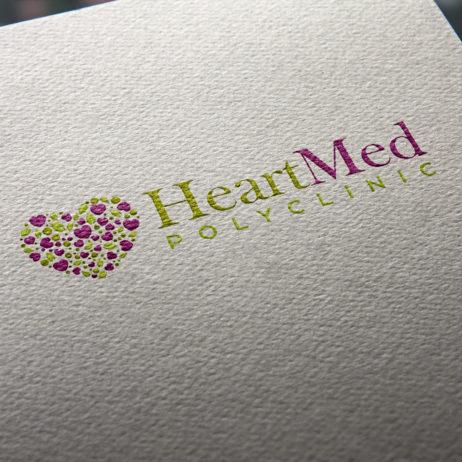 HeartMed Polyclinic mockup