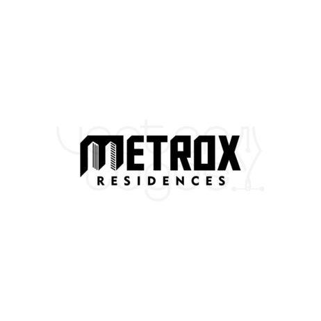 metrox residences logo preview 3