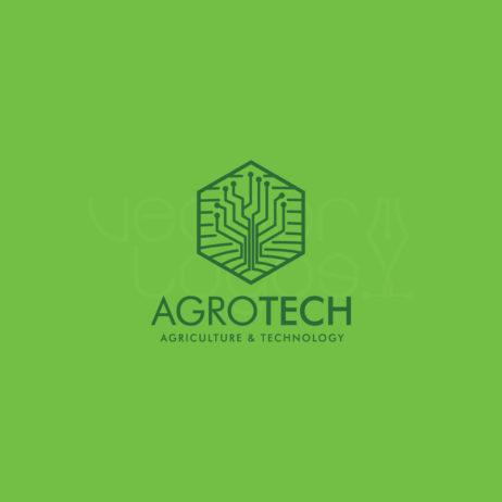 agrotech logo design positive