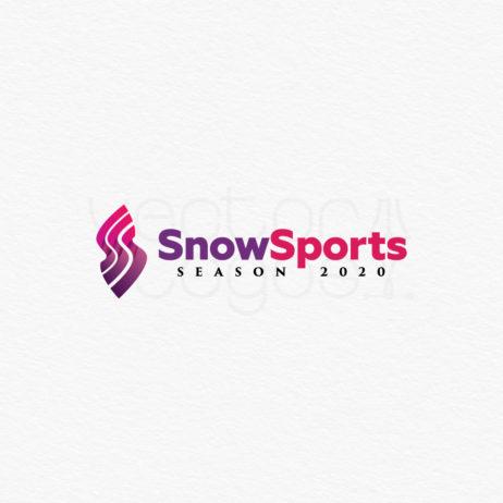 SnowSports Season logo color