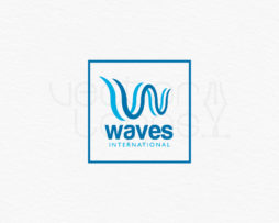 Waves International logo color