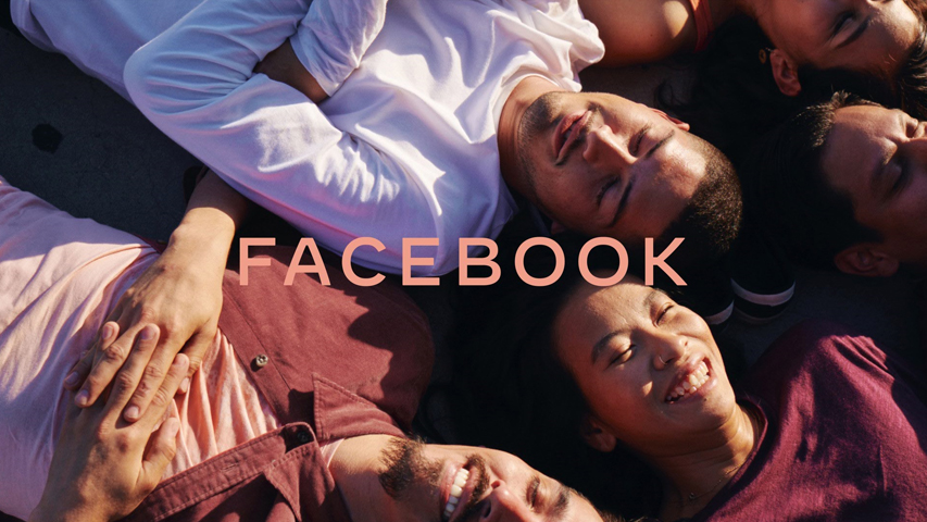 new facebook company brand header