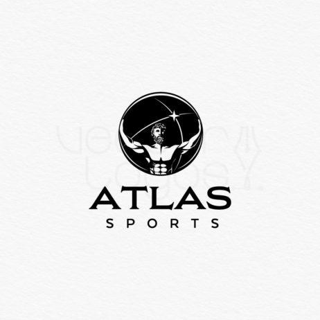 atlas sports black