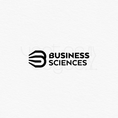 busines sciences logo black