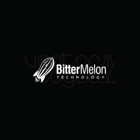 Bitter Melon Technology logo invert