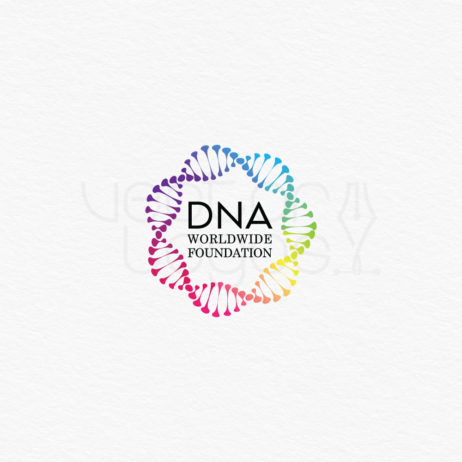 DNA Worldwide Foundation logo color
