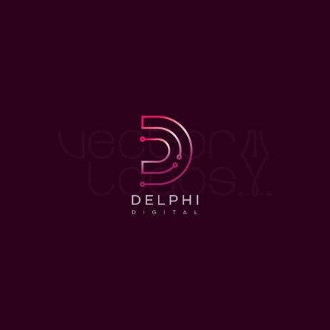 Delphi Digital logo color