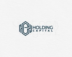 Holding Capital logo design