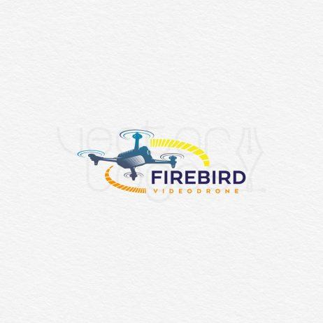 firebird drone logo