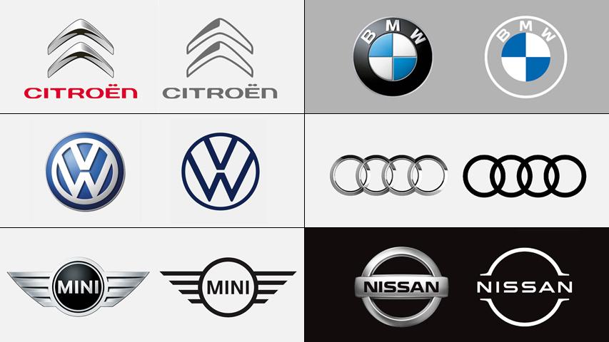 flat car brand designs