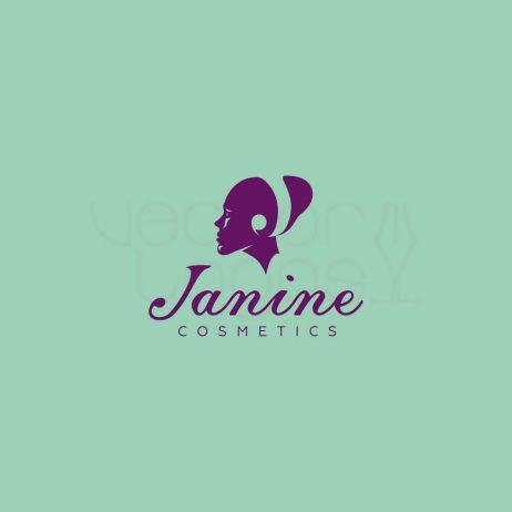 janine logo color