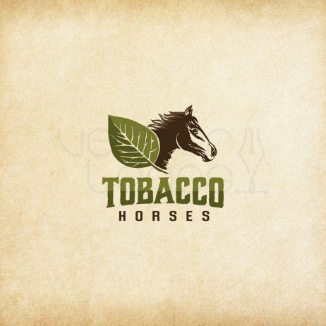 tobacco horses logo color
