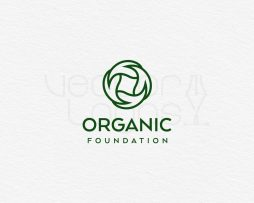 organic foundation logo