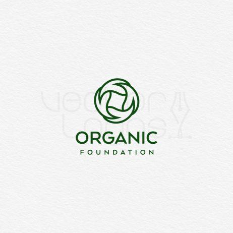 organic foundation logo