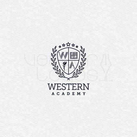 Western Academy logo