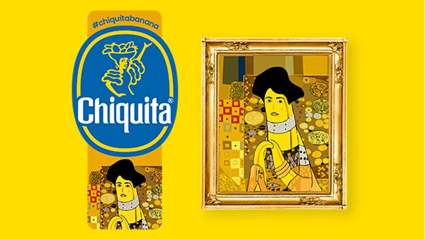 Chiquita-Klimt