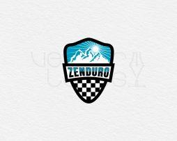 zenduro logo design