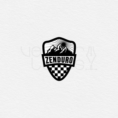 enduro logo black