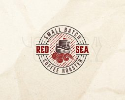 Red Sea Coffee Roaster logo color