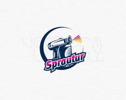 sprautur logo
