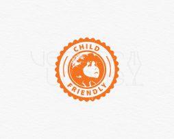 child friendly logo