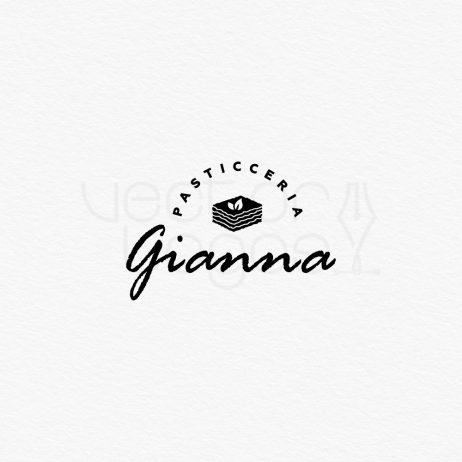 gianna pasticceria logo