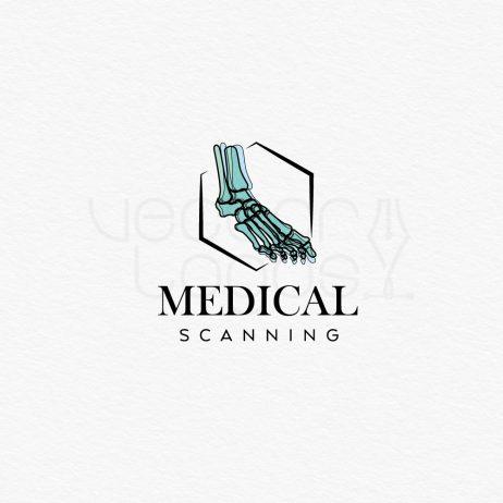 medical scanning logo