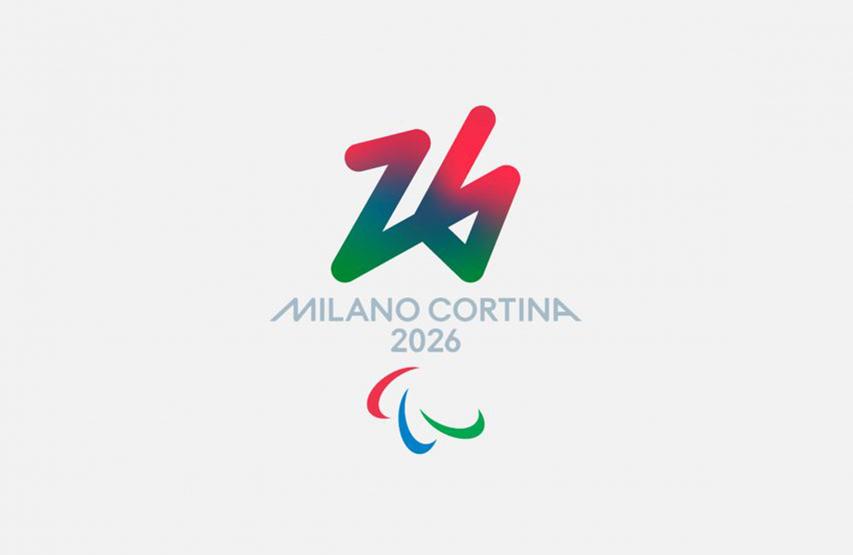 milano cortina winter paralimpic 2026 logo