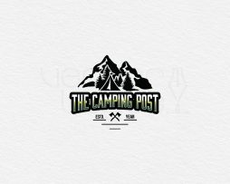 camping post logo