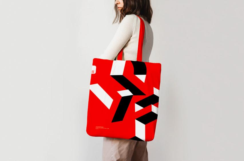 London Design Festival bag identity