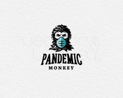 pandemic monkey logo