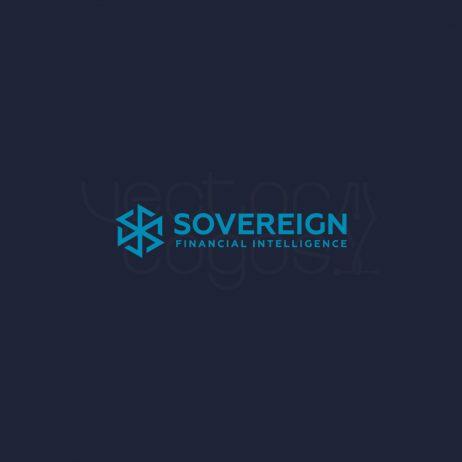 financial intelligence logo invert