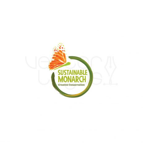sustainable monarch logo